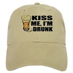 Kiss Me, I'm Drunk (Beer) Cap