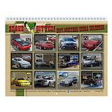 Mustang cobra Calendars