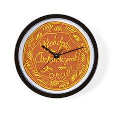 PAFlogoColor us Wall Clock