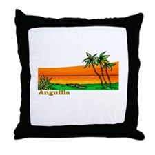 Unique St martin Throw Pillow