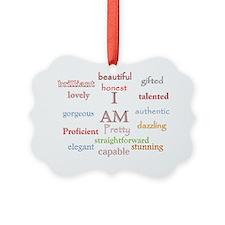 I AM Ornament