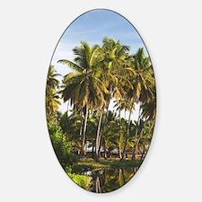 Dominican Republic, North Coast, Na Decal
