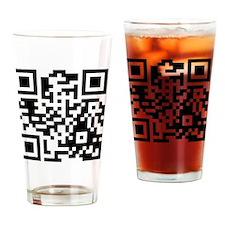 fUKEf.qr.30.30 Drinking Glass