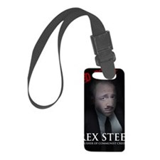 Rex Steel One Sheet Luggage Tag