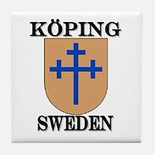 The Köping Store Tile Coaster