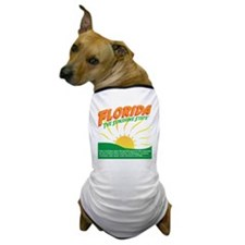 sunshinestatedrk Dog T-Shirt