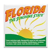 sunshinestatedrk Tile Coaster