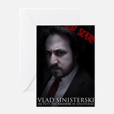 Vlad Greeting Card