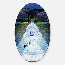New-Dawn-Buddha-Mandala-Art-Poster Decal