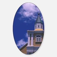 Netherland Antilles Sticker (Oval)