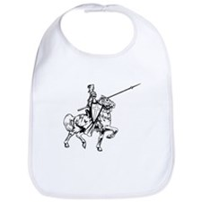 Mounted Knight Bib