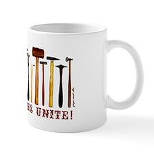 Hammers- Metalsmiths Unite! Mug