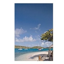 Scenic view of Bitter End Postcards (Package of 8)