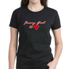 Jersey Girl @ Heart Tee