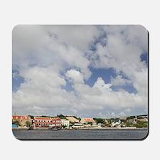 Punda Ferry on Sint Annabaaistad: Otroba Mousepad
