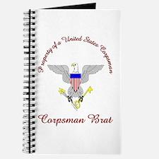 corpsman brat Journal