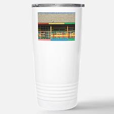 Colorful Restaurant Detailland, Travel Mug