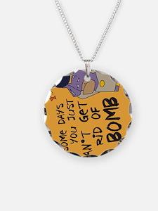 BMan_Some_Days_keychain Necklace