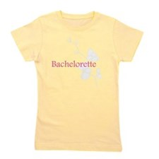 orchid_pink_bachelorette Girl's Tee