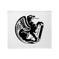 Gryphon Throw Blanket