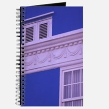 Curacao Colorful buildings and detail in t Journal