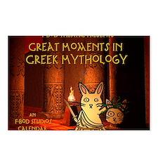 nodatecovermythology Postcards (Package of 8)