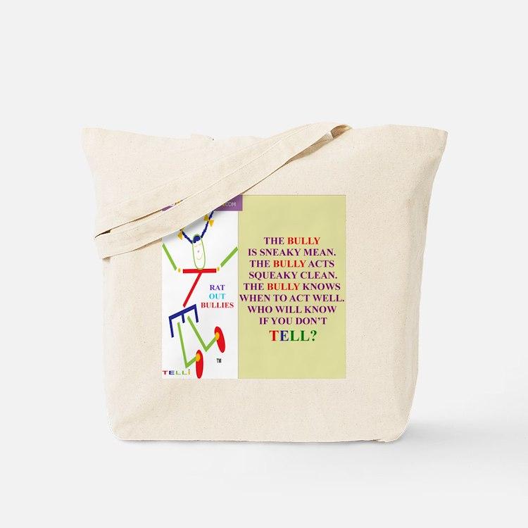 B. Bully Sneaky TI 2 Tote Bag