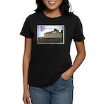 Dog tired Women's Dark T-Shirt