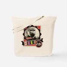 Endangered-Gorilla-1 Tote Bag