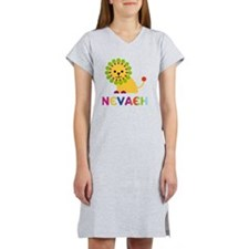 Nevaeh-the-lion Women's Nightshirt