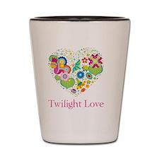Twilight Love B Shot Glass