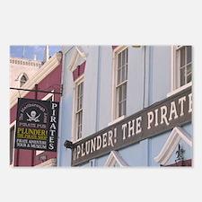 Nassau: Pirates of Nassau Postcards (Package of 8)