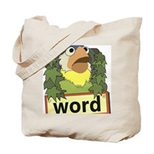 WORDBIRD1d Tote Bag