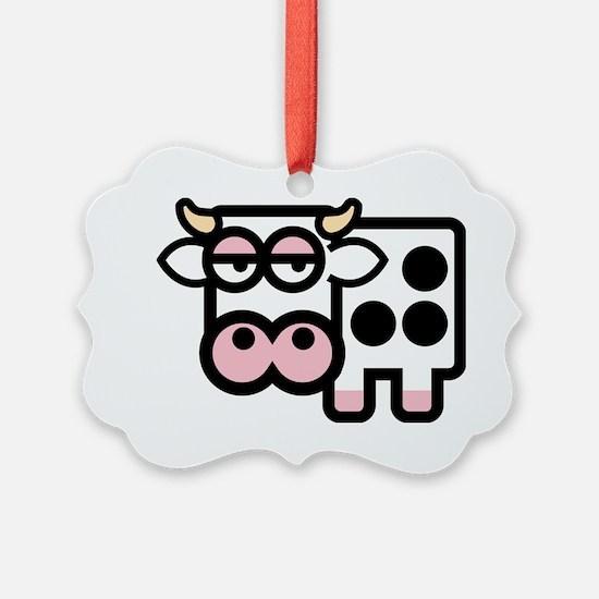 Moo Cow Ornament