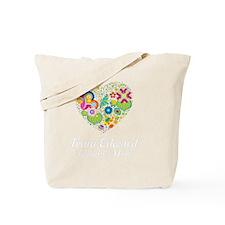 TwiMom Love -dk Tote Bag