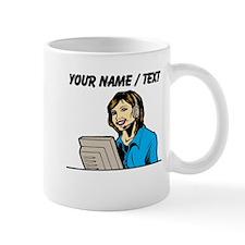 Custom Travel Agent Mugs