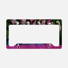 cure it License Plate Holder