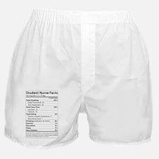 Student Nurst Boxer Shorts