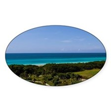 View of grounds and blue water from Decal