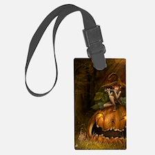 Halloween_by_Thunderbird111 Luggage Tag