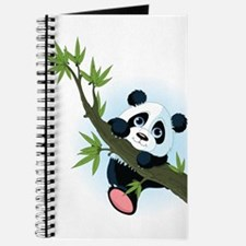 Panda on Tree Journal