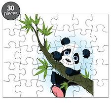 Panda on Tree Puzzle