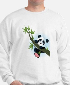 Panda on Tree Jumper