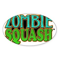 Zombie Squash Decal