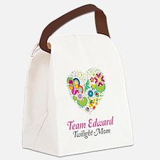 TwiMom Love Canvas Lunch Bag
