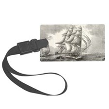 4.5x2.5_patch_USSconstitution Luggage Tag