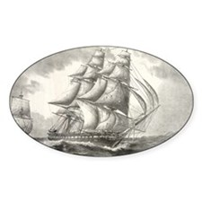 4.5x2.5_patch_USSconstitution Decal