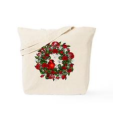 SPARKLING CARDINAL Tote Bag