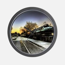 all aboard updated Wall Clock