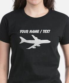Custom Airplane T-Shirt
